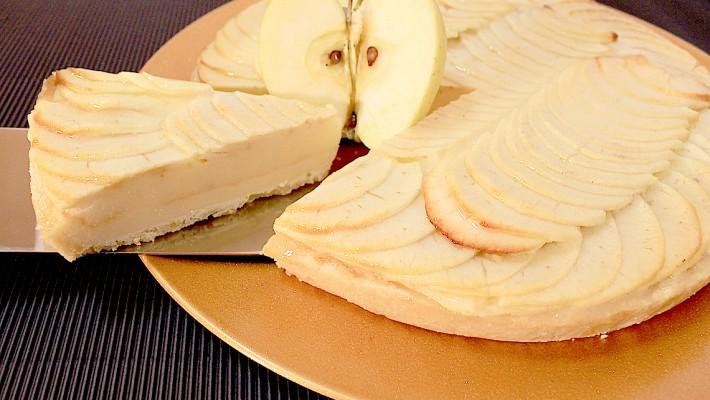 Tarta Brisa de manzana