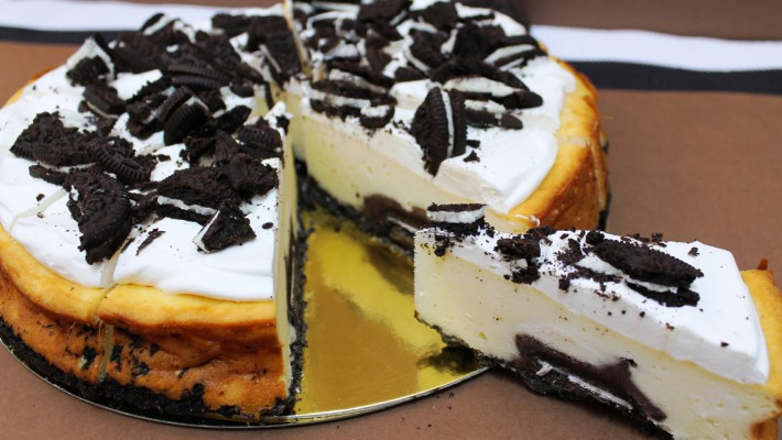 Tarta Cheese Cake cookies choco
