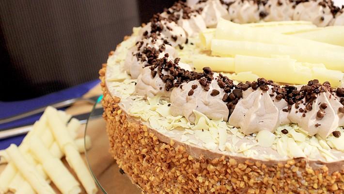 Tarta delicia de chocolate