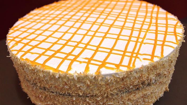 Tarta zanahoria Cake