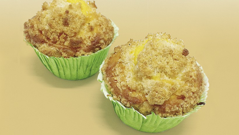 Muffin de cítricos