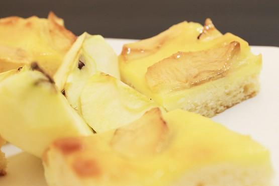 Plancha tradicional de manzana