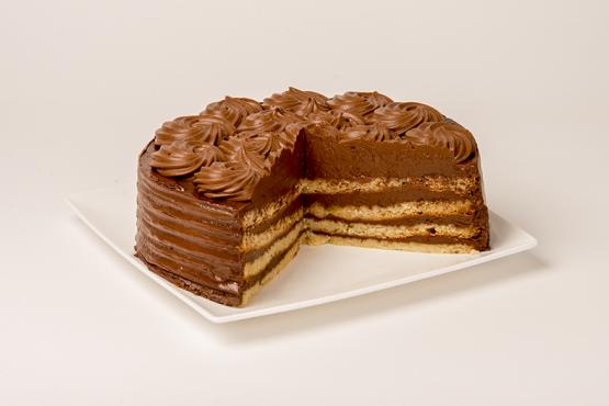 FUDGE DE CHOCOLATE Y PLATANO