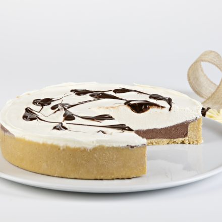"Cheesecake Chocolate No Baked ""SIN ACEITE DE PALMA"""